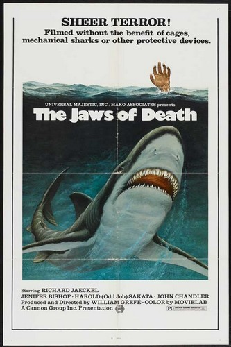 MAKO THE JAWS OF DEATH 1976