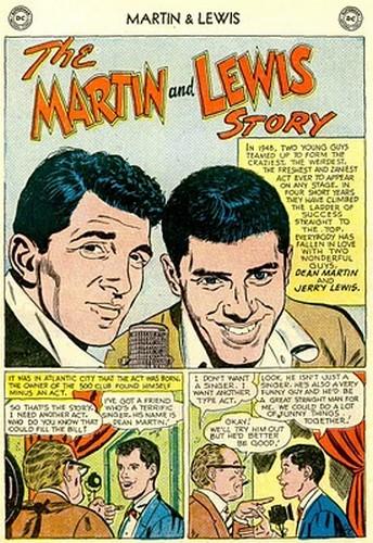 MARTIN - LEWIS STORY