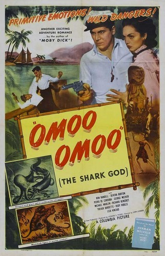 OMOO OMOO THE SHARK GOD 1949