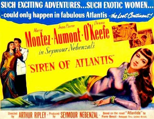 SIREN OF ATLANTIS 1949