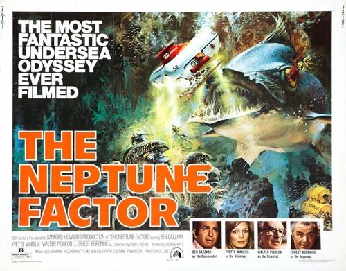 THE NEPTUNE FACTOR 1973
