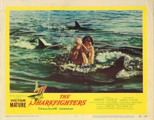 THE SHARKFIGHTERS 1956 - 2