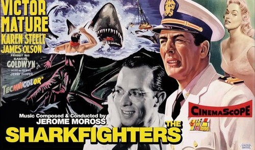 THE SHARKFIGHTERS 1956