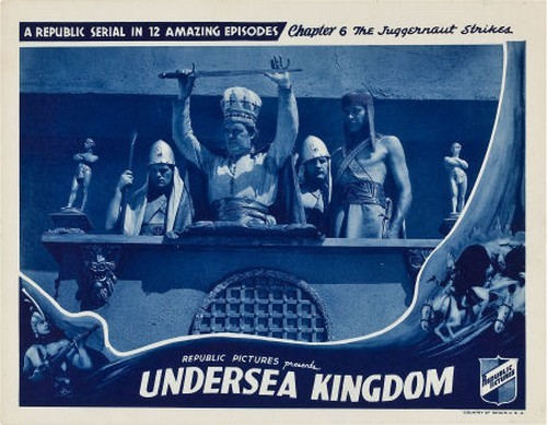 UNDERSEA KINGDOM 1936 - 2