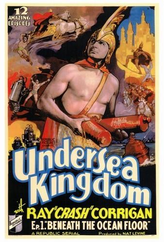 UNDERSEA KINGDOM 1936