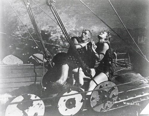 VIKING WOMEN & THE SEA SERPENT 1957 - 2