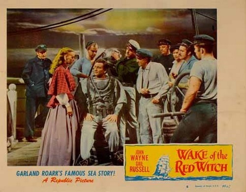 WAKE OF THE RED WITCH 1948 - 2