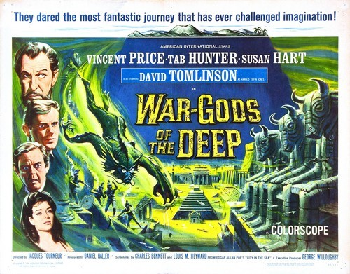 WAR GODS OF THE DEEP 1965