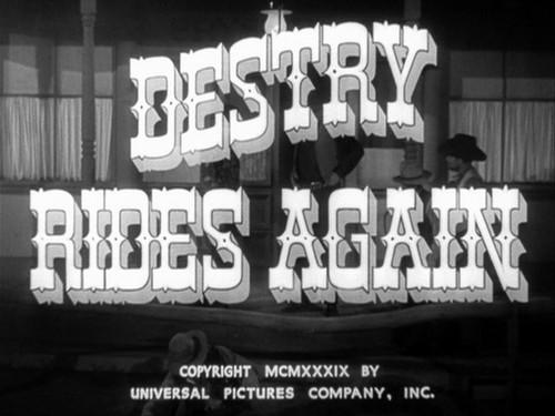 DESTRY RIDES AGAIN 7