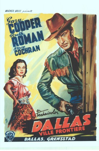 DALLAS FILM POSTER 1