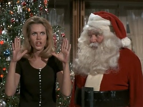 BEWITCHED XMAS EPISODE 3