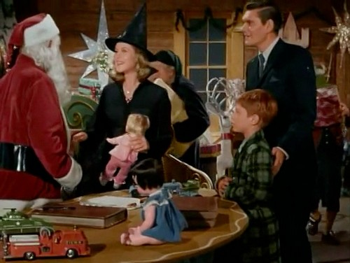 BEWITCHED XMAS EPISODE 6