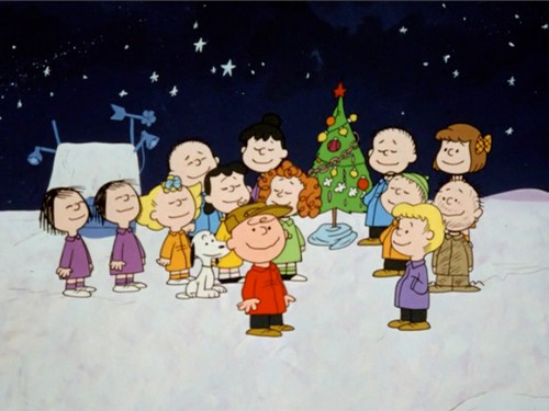 CHARLIE BROWN XMAS EPISODE