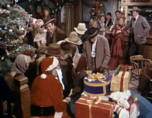 GUNSMOKE XMAS EPISODE 10