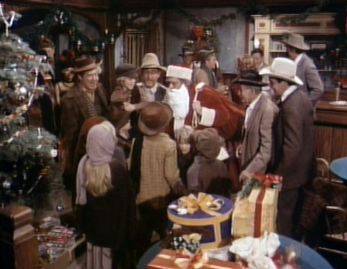 GUNSMOKE XMAS EPISODE 11
