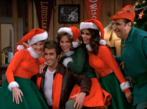 HAPPY DAYS XMAS EPISODE 1