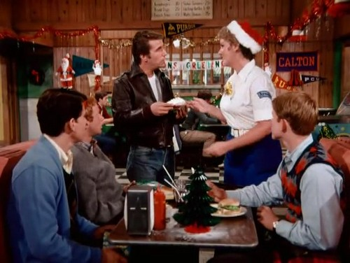HAPPY DAYS XMAS EPISODE 4