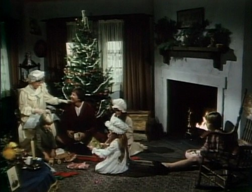 LITTLE HOUSE ON THE PRAIRIE XMAS EPISODE 1