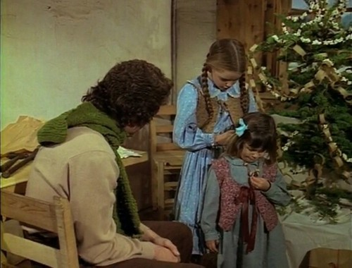 LITTLE HOUSE ON THE PRAIRIE XMAS EPISODE 3