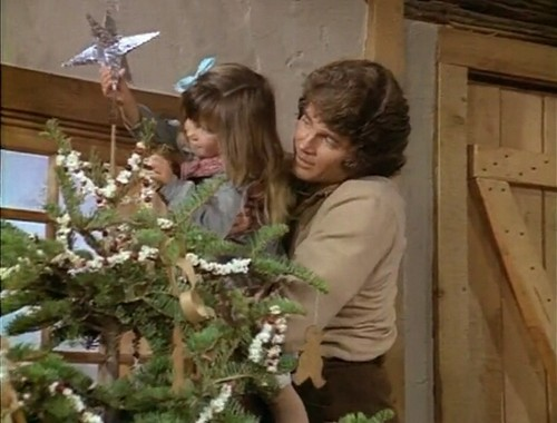 LITTLE HOUSE ON THE PRAIRIE XMAS EPISODE 4