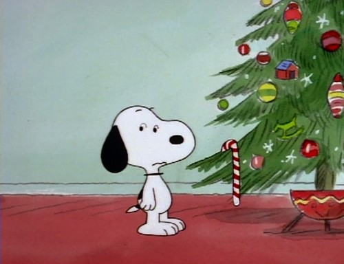 SNOOPY XMAS EPISODE