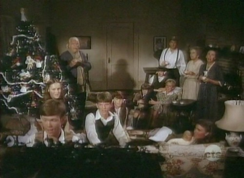 THE WALTONS XMAS EPISODE 2