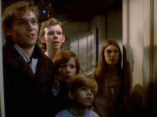 THE WALTONS XMAS EPISODE 6