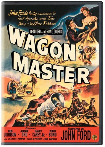 WAGON MASTER FILM POSTER 2