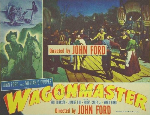 WAGON MASTER FILM POSTER 5