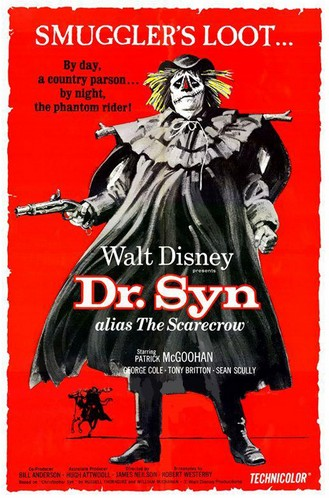 DR SYN FILM POSTER 1