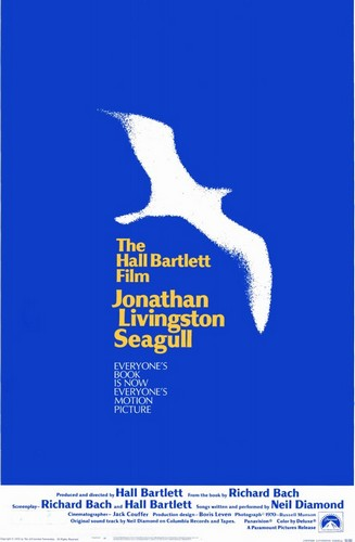 JONATHAN LIVINGSTON SEAGULL FILM POSTER