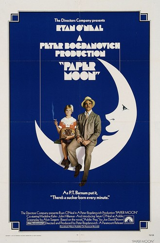 PAPER MOON FILM POSTER