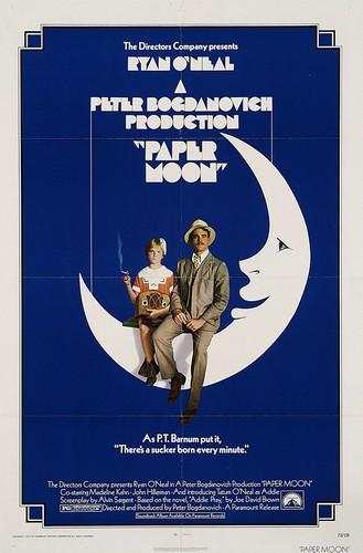 PAPER MOON FILM POSTER