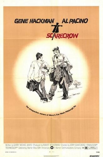 SCARECROW FILM POSTER