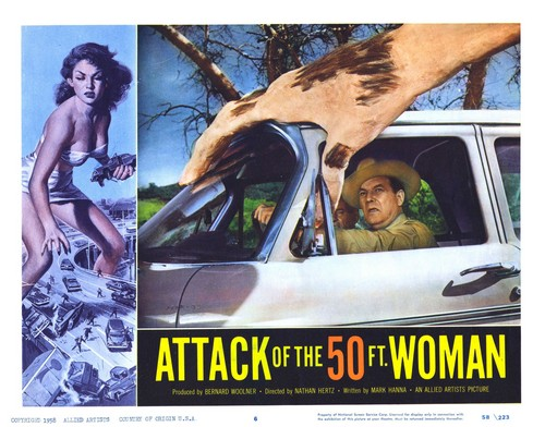 ATTACK OF THE 50 FOOT WOMAN 12