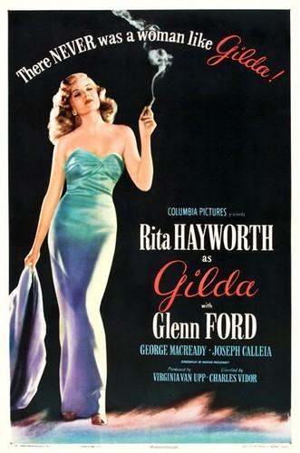 GILDA FILM POSTER