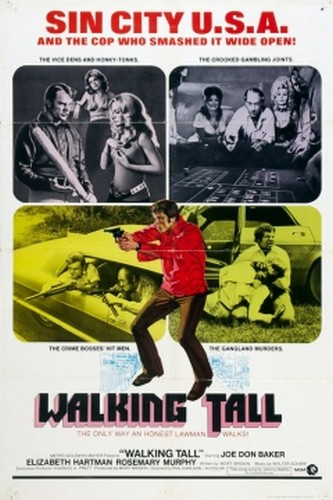WALLKING TALL FILM POSTER 4