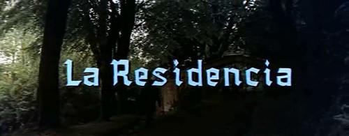 LA RESIDENCIA (3)