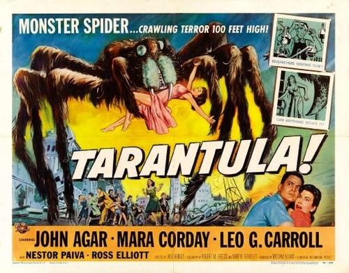 TARANTULA FILM POSTER 1