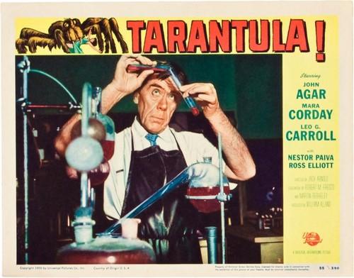 TARANTULA FILM POSTER 8