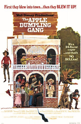 THE APPLE DUMBLING GANG FILM POSTER 2