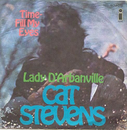 LADY D`ARBANVILLE - CAT STEVENS