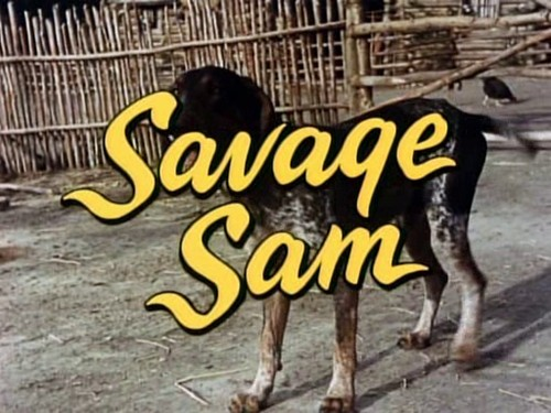 SAVAGE SAM (1)
