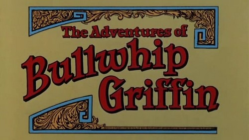 THE ADVENTURES OF BULLWIP GRIFFIN (1)