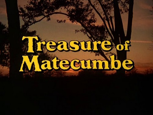 TREASURE OF MATECUMBE (1)
