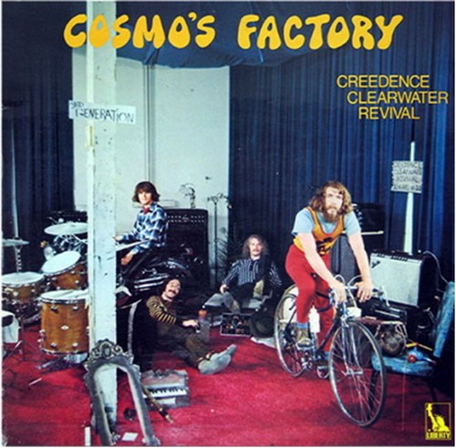 COSMO`S FACTORY COVER