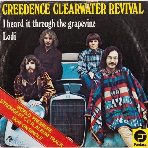 I HEARD IT THROUGH THE GRAPEVINE SINGLE COVER