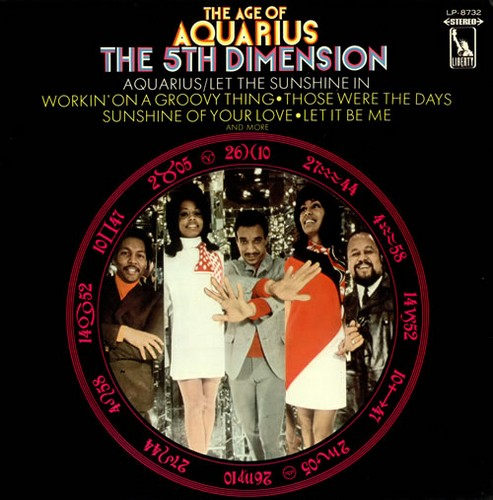 THE AGE OF AQUARIUS LP COVER