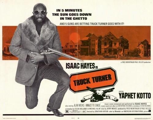 TRUCK TURNER FILM POSTER 2