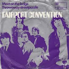 FAIRPORT CONVENTION MEET ON THE LEDGE SINGLE COVER